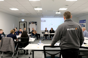 Belzona practicals in the laboratory under qualified supervision